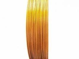 Donné oranje koppeldraad 1,5 mm² VdS