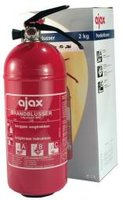 Ajax poederblusser 2 KG